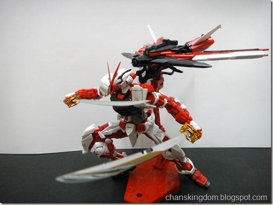MBF-P02 Gundam Astray Red Frame -046