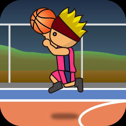 トニーくんバスケやめるってよ 體育競技 App LOGO-APP試玩