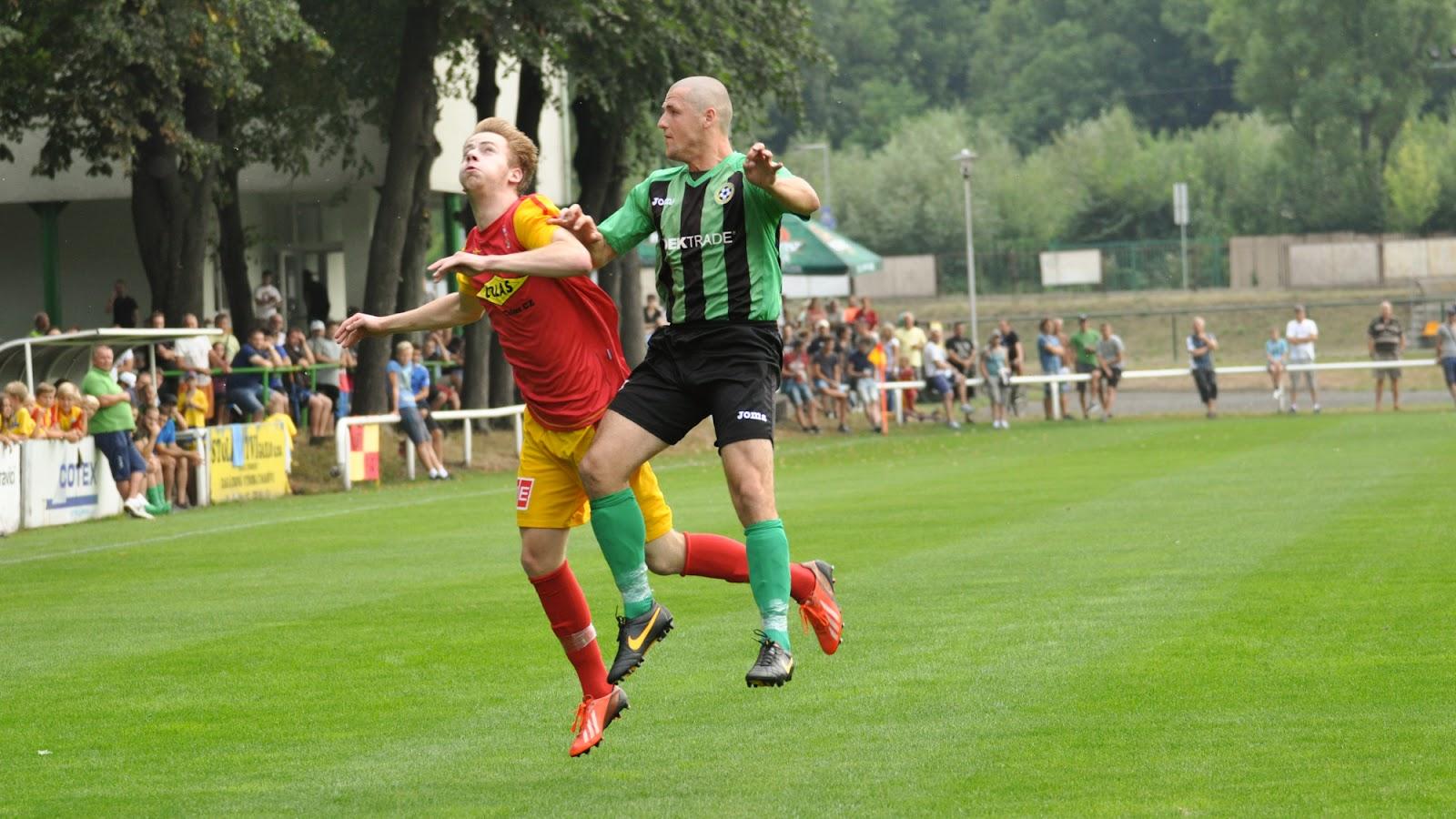 Domácí premiéra nevyšla: 1. BFK Frýdlant - FC Odra Petřkovice 0:3 poločas: 0:2 diváků: 640!