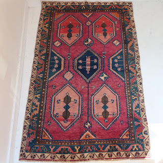 Geometric Tribal Rug