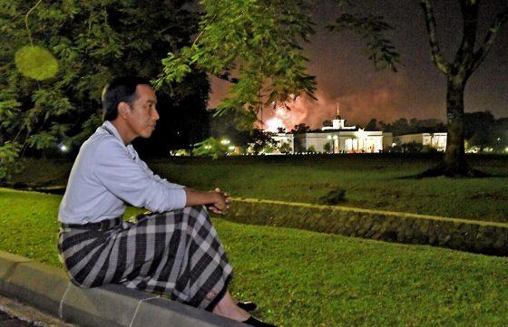 Jokowi Diminta Tak Lepas Tangan Soal Pemecatan 57 Pegawai KPK