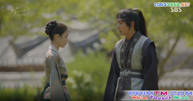 Moon Lovers: Tứ hoàng tử Lee Jun Ki bị ép cưới… cháu gái 12 tuổi - Ảnh 4.