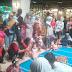 112 Bayi Lucu Adu Tangkas Dalam Lomba Merangkak di Asia Toserba
