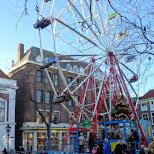 reuzenrad in The Hague in the Netherlands in Den Haag, Zuid Holland, Netherlands