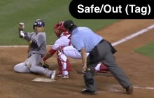 Safe or Out (Tag)