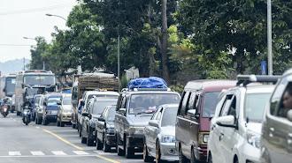 Operasi Penyekatan Mudik Resmi Berakhir, Ribuan Kendaraan Diputar Balik
