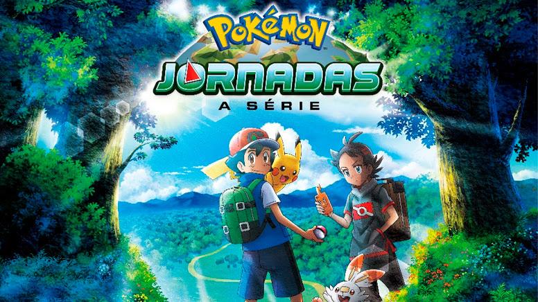 Pokémon Jornadas A Série