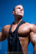 Competitve Canadian Bodybuilder Johnny Cruise