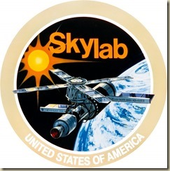 0 Skylab Program Patch