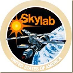 0 Skylab Program Patch