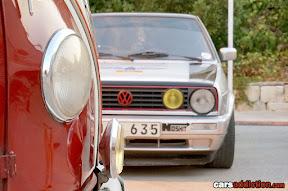 VW Van and Golf