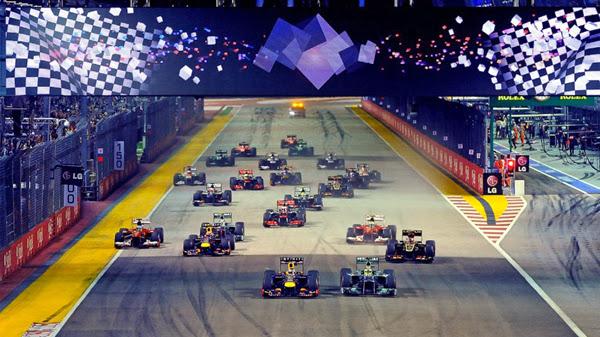Fórmula 1, GP de Singapur