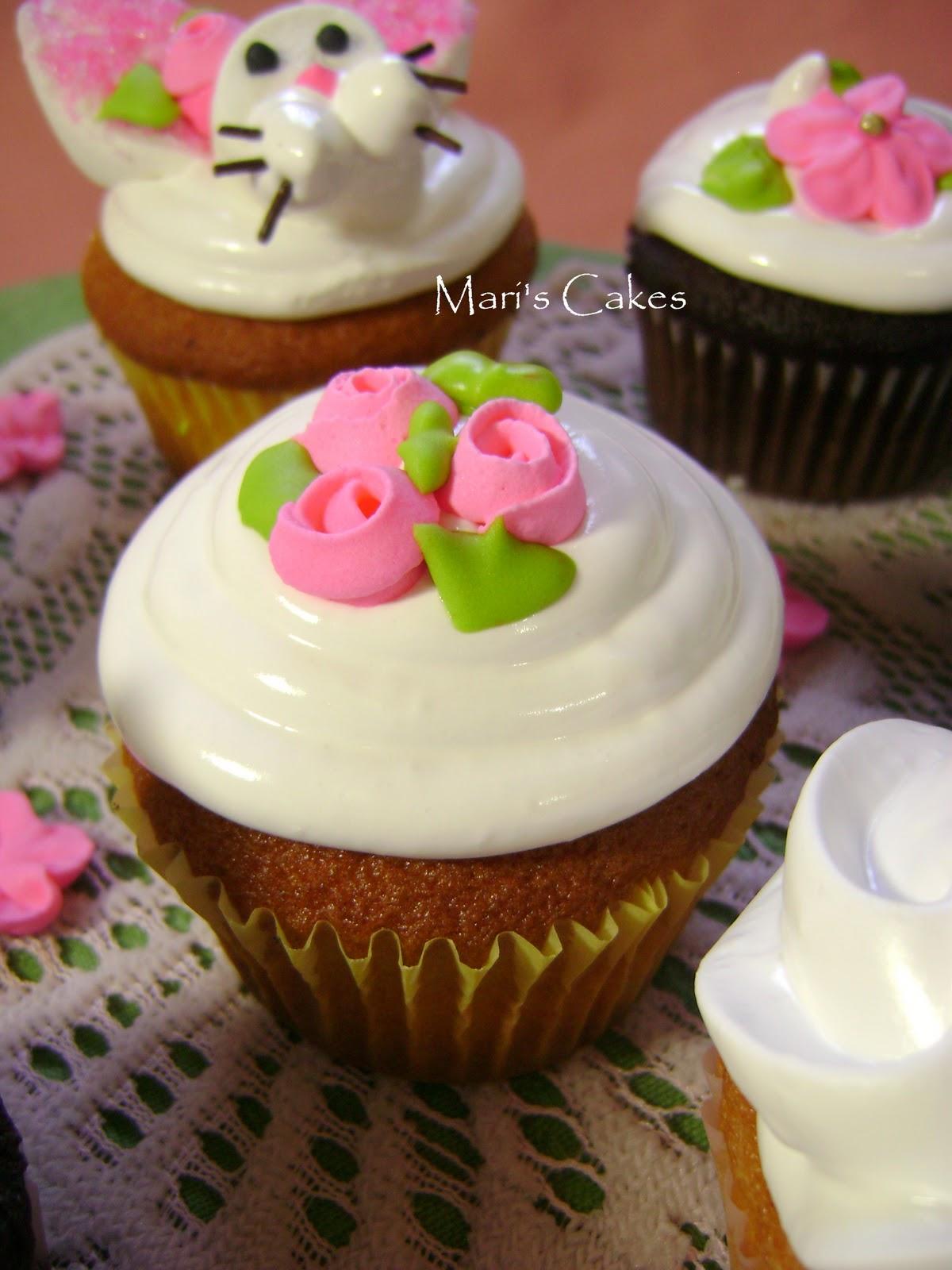 Suspiro de marshmallow o merengue de malvaviscos mari 39 s for Decoracion en cupcakes