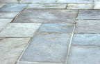 Black and Buff Pavers