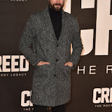 OIC - ENTSIMAGES.COM - Matt Johnson at the  Creed - UK film premiere at the Empire Leicester Sq London 12th January 2016 Photo Mobis Photos/OIC 0203 174 1069