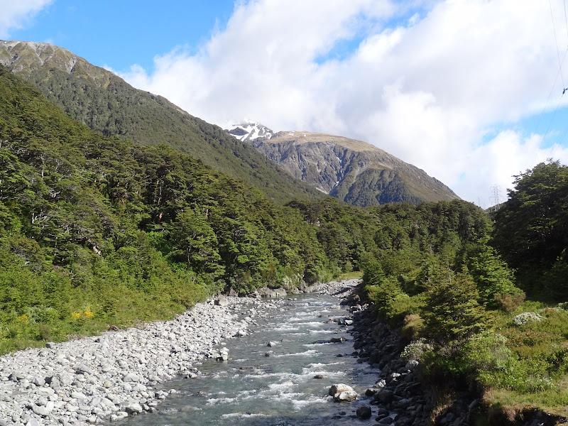 Arthurs Pass to Auckland