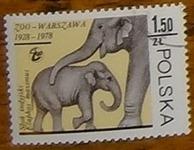 timbre Pologne 001