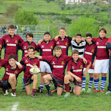 Minirugby Tournament Benevento 2014