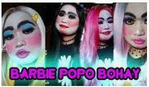 Popo Barbie Viral Tiktok