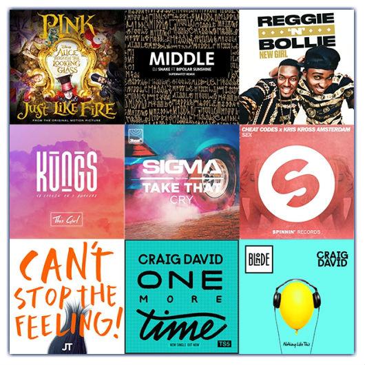 VA – UK Top 40 Singles Chart The Officia 27 May (2016) - Hits