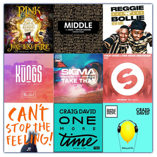 VA – UK Top 40 Singles Chart The Officia 27 May (2016
