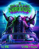 Tercera temporada de What We Do in the Shadows