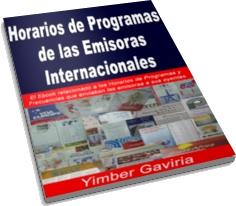 Horarios de Programas de las Emisoras Internacionales