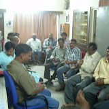 HyderabadChapterMeetingOn18thJan2009