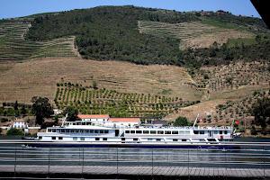 Douro River cruise ship