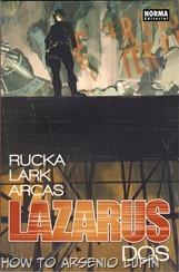 P00002 - Lazarus -  - Elevación #2