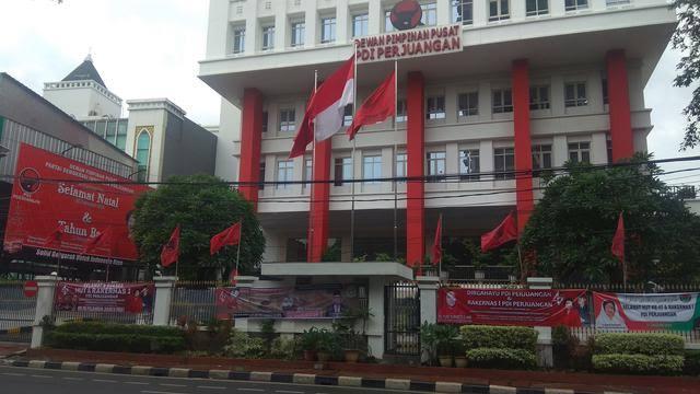 KPK 'Pasrah' Geledah Kantor PDIP Tunggu Persetujuan Dewan Pengawas