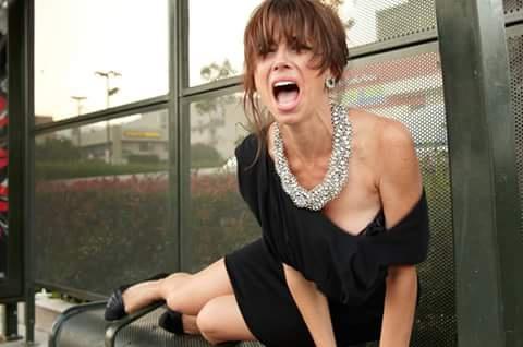 Natasha Leggero cry image