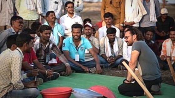 water foundation paani