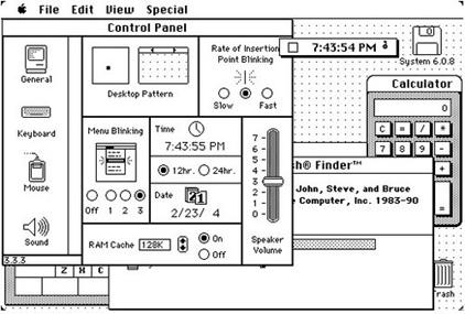 Apple System 6