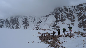 Glacier Ala Archa