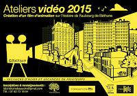 Ateliers vidéo d'Histoire de Savoir(s) sur le quartier de Faubourg de Béthune à Lille pour l'année 2015.