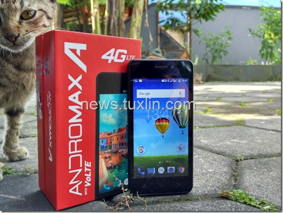 Unboxing Smartfren Andromax A