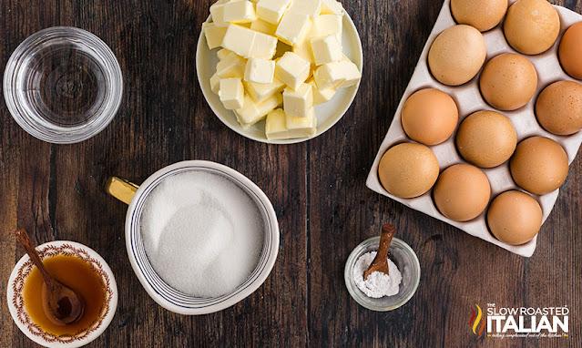 italian meringue buttercream recipe ingredients
