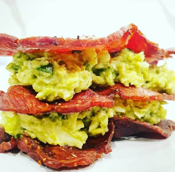 Keto Avolicious Bacon Sanga Recipe