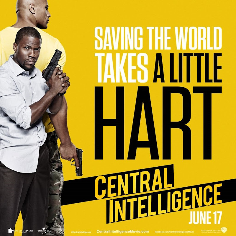 Central Intelligence movie 2016