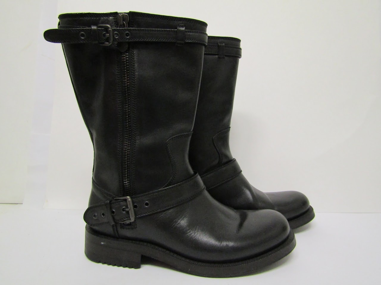 Bottega Veneta Moto-Cross Boots