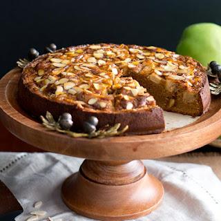 Apple Almond Cake (Paleo, Gluten-Free).