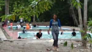 Destinasi Wisata Baru di Soppeng, Permandian Alam Air Panas 'Bucello Kini Mulai Di Kunjungi
