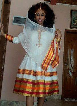 Ethiopian traditional dresses 2017 styles 7 for Ethiopian decorating style