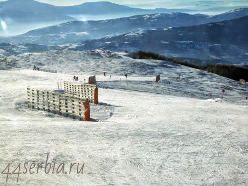 Стара планина наверху