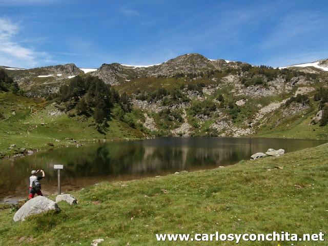 Lago de Rabassoles