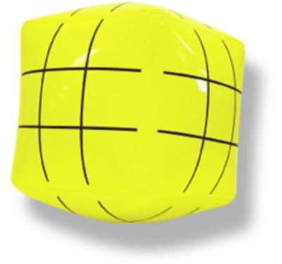 Blank Quiz Cube