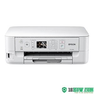 How to Reset Epson PX-503A printing device – Reset flashing lights problem