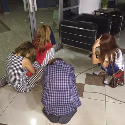 Mklcrimedesk Hamba Seks Warga Asing Diselamatkan