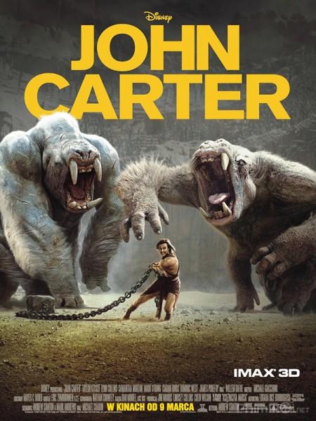 Người Hùng Sao Hỏa - John Carter 2012